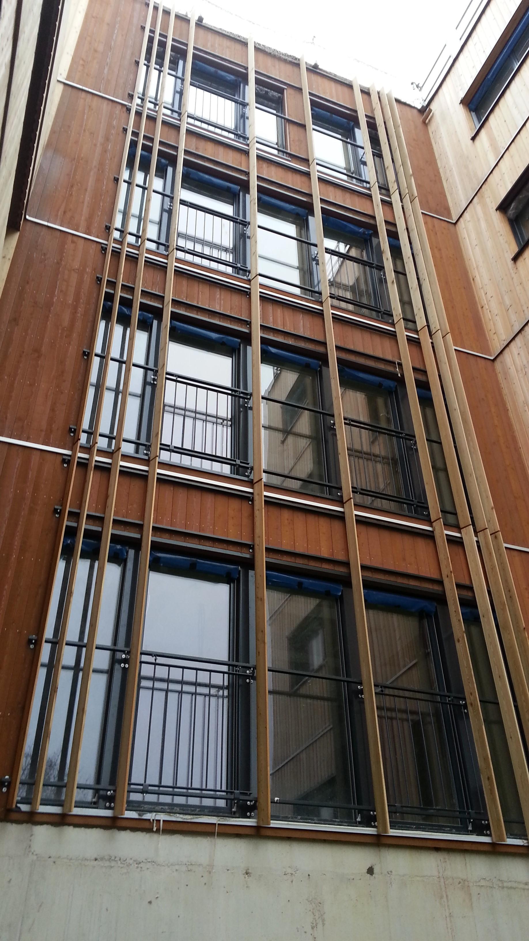 Bâtiment R+5 - Montreuil sous Bois (94)