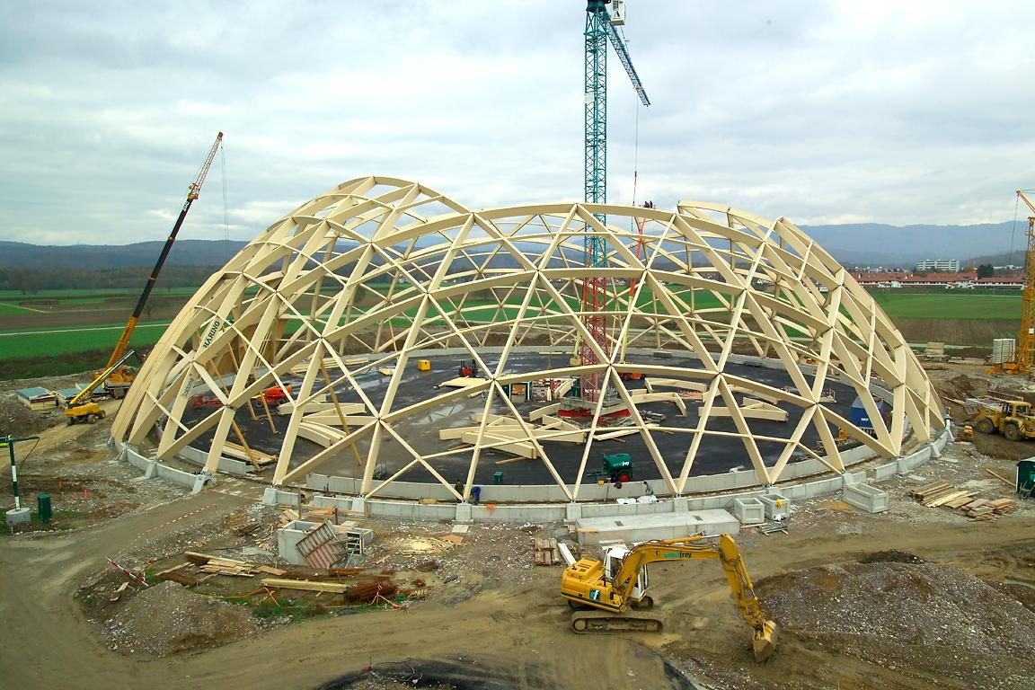 D bois bureau d 39 tudes ing nierie conseil expertise for Structure de bois